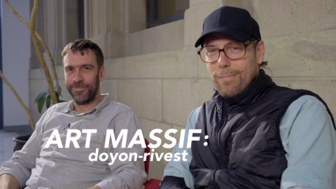 Art massif : Doyon-Rivest
