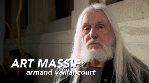 Art massif : Armand Vaillancourt
