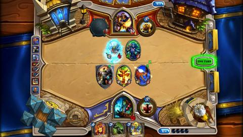 Hearthstone, le jeu de cartes en ligne inspiré de World of Warcraft